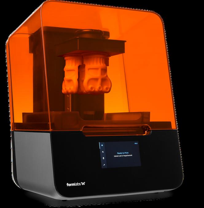 formlabs form 3 3d printer