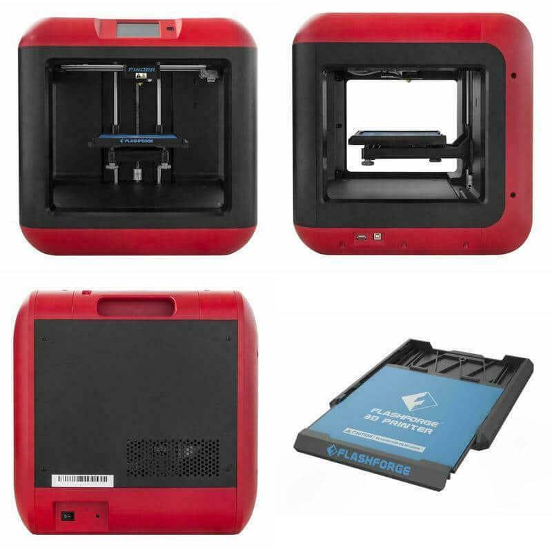 FlashForge finder printer