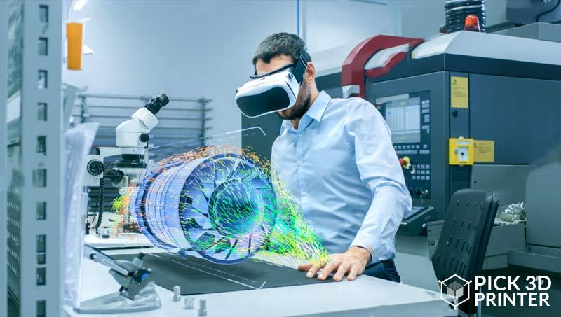 3D Modeling – VR Industry