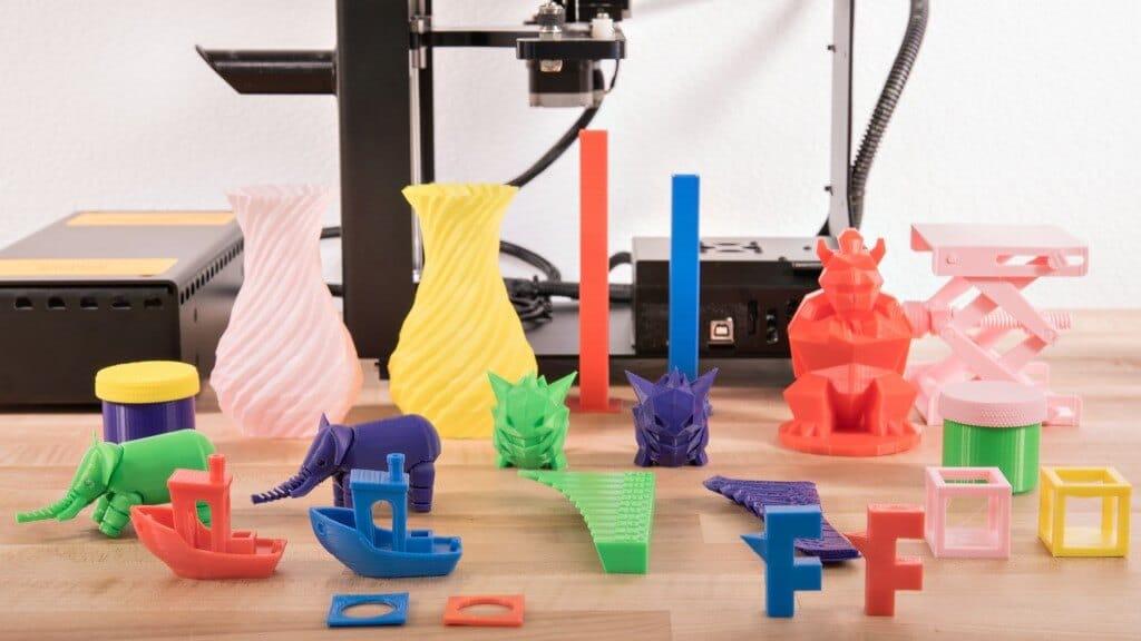 MakerGear M2 3d printer quality