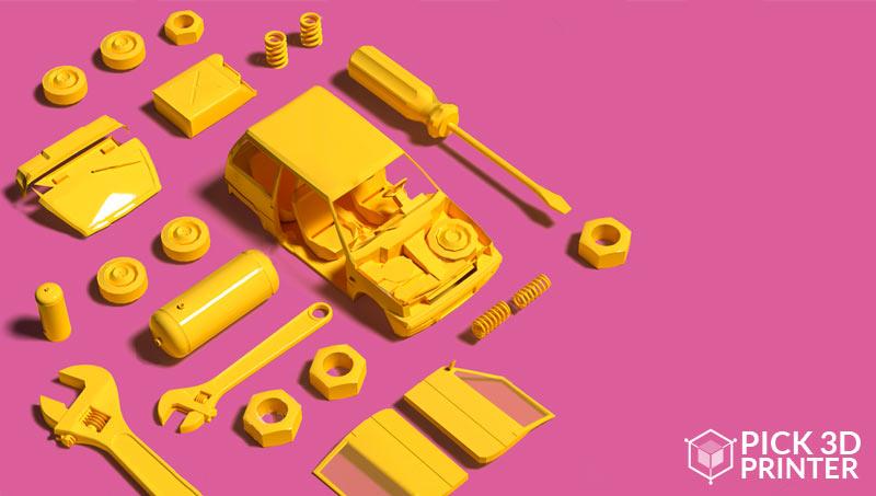 Assemble Parts Together