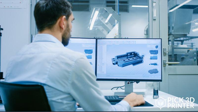 Design Parts Using Modeling Software