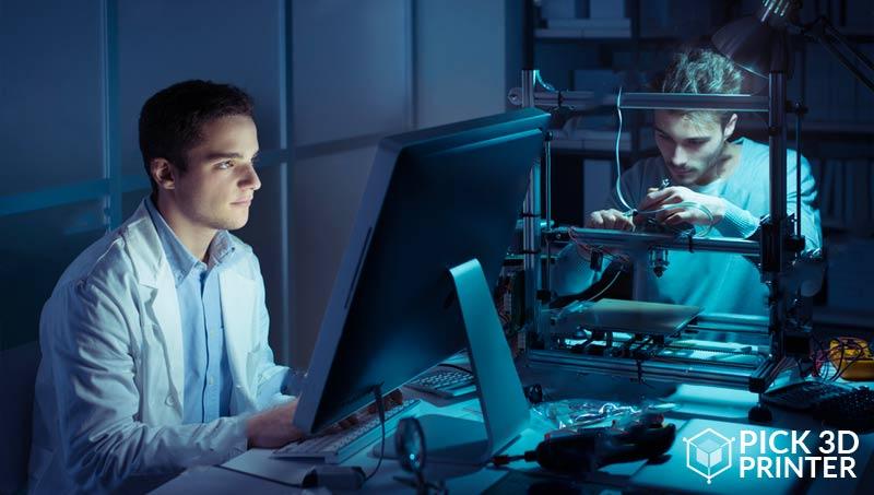Steps to 3D Print a 3D Printer - research