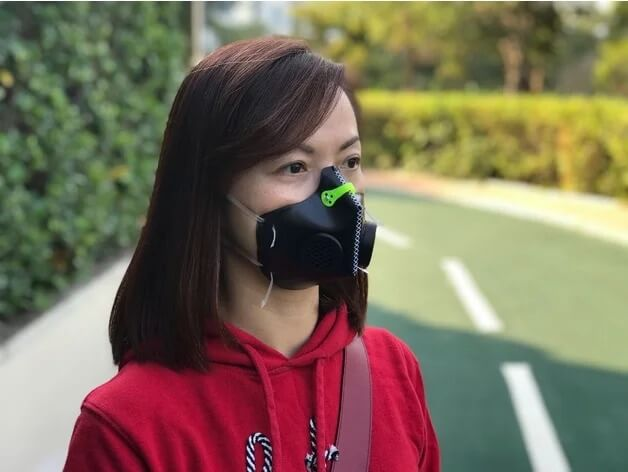 3d printed Mask Adjuster