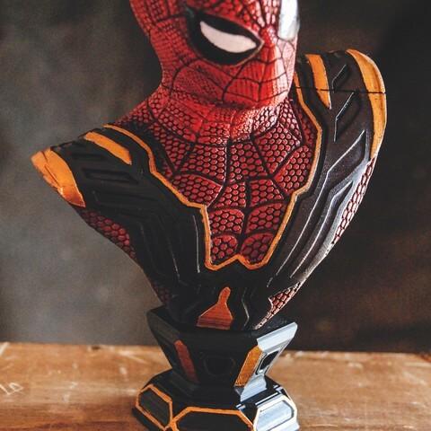 3d printed spiderman