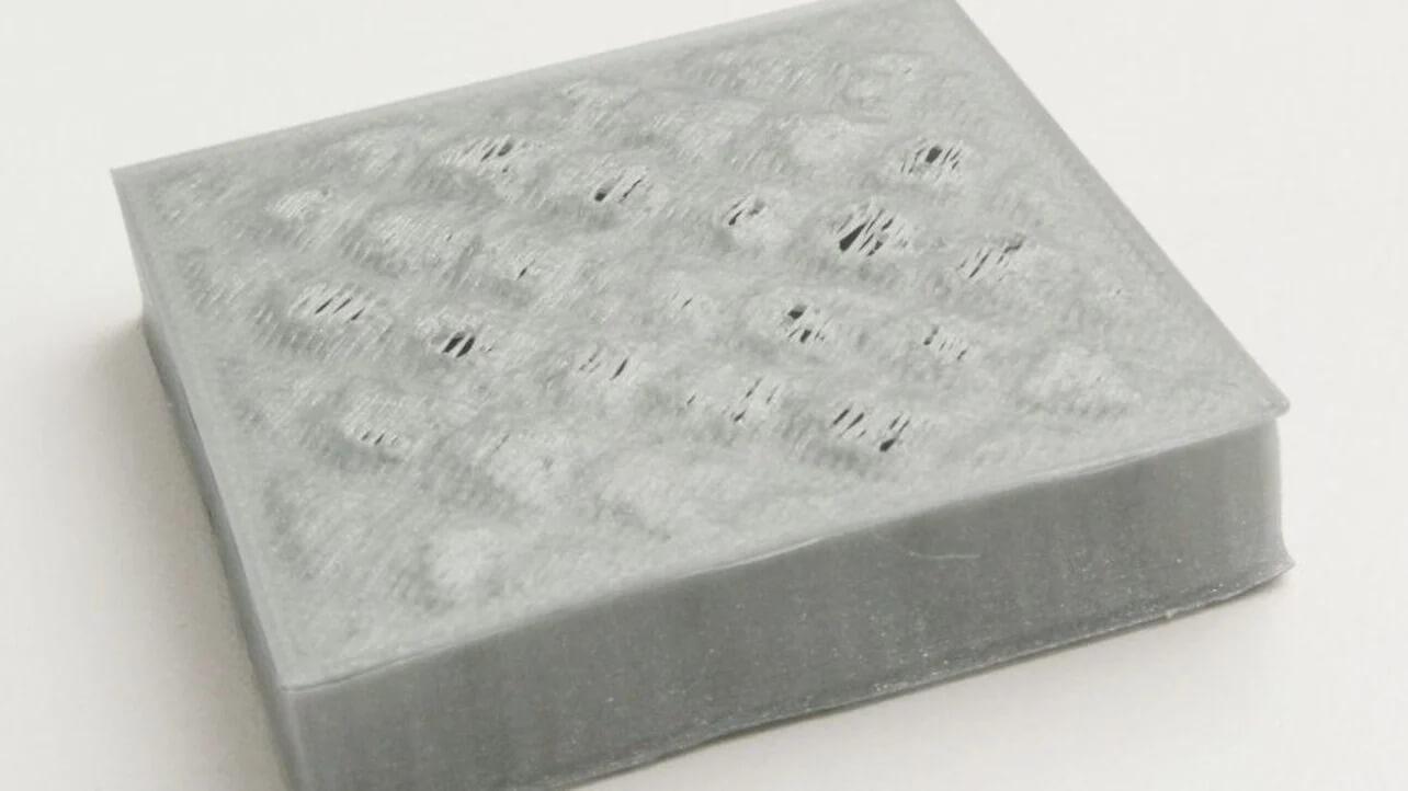 3d printing pillowing