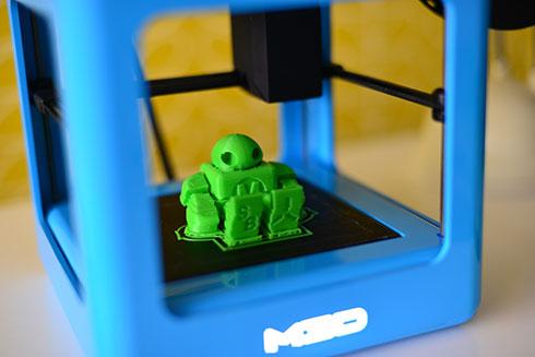 M3D Micro print quality