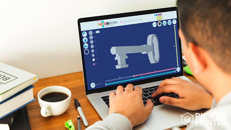 3Dslash software
