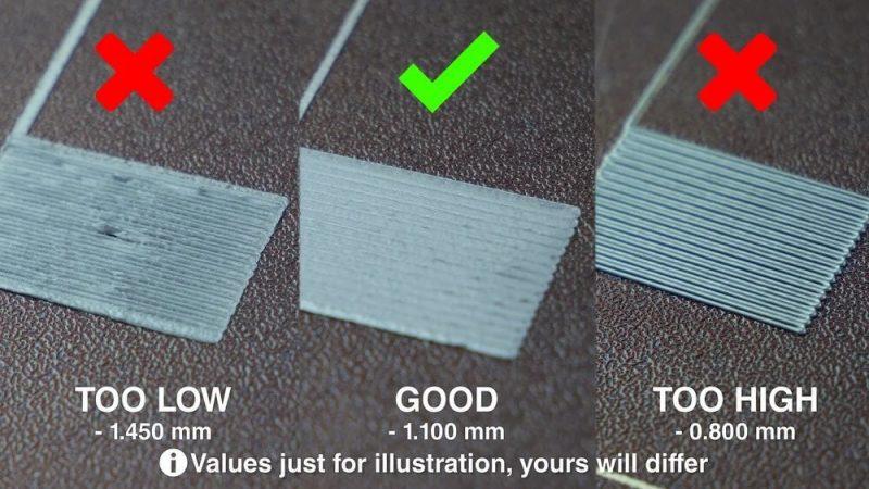 3d printing calibration