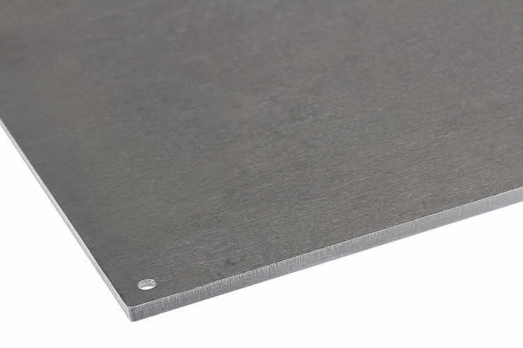 Aluminum 3d printer bed
