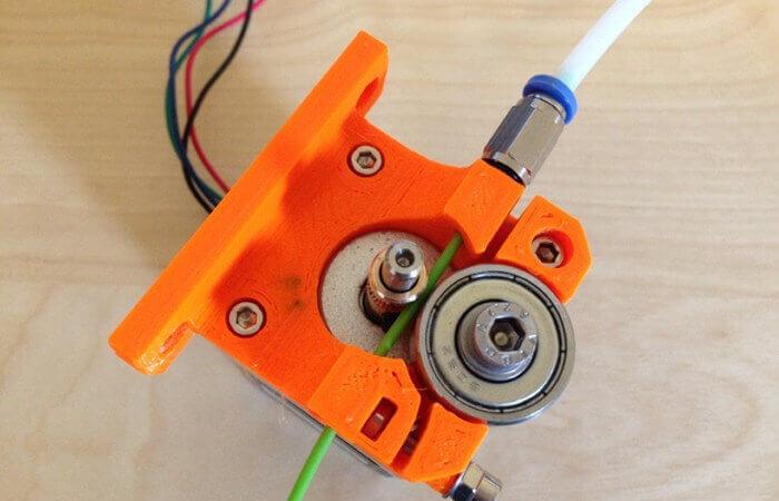 Bowden-3D-Printer-Extruder