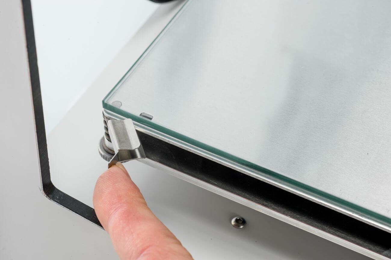 Build Plate 3d printer glass