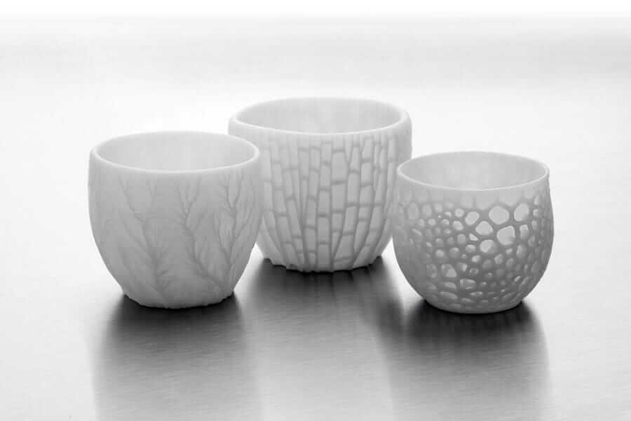 Ceramic Filled Resin