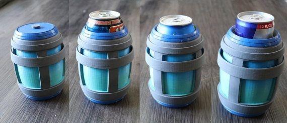 Drink Holder 3d printed