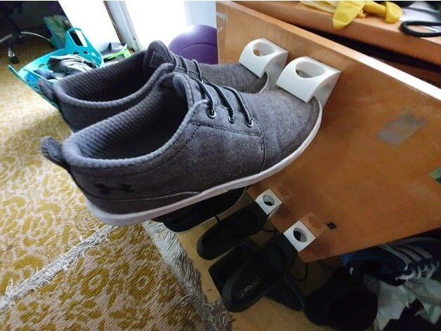 Shoe Clamp Support 3d printed