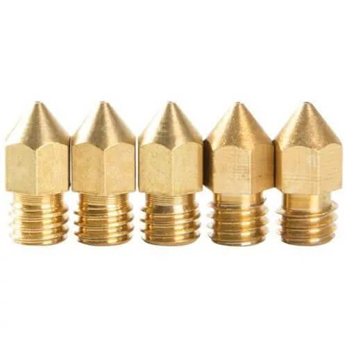 best 3d printer nozzle