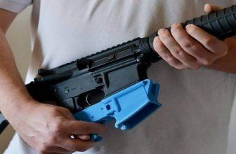 how to 3d print gun parts