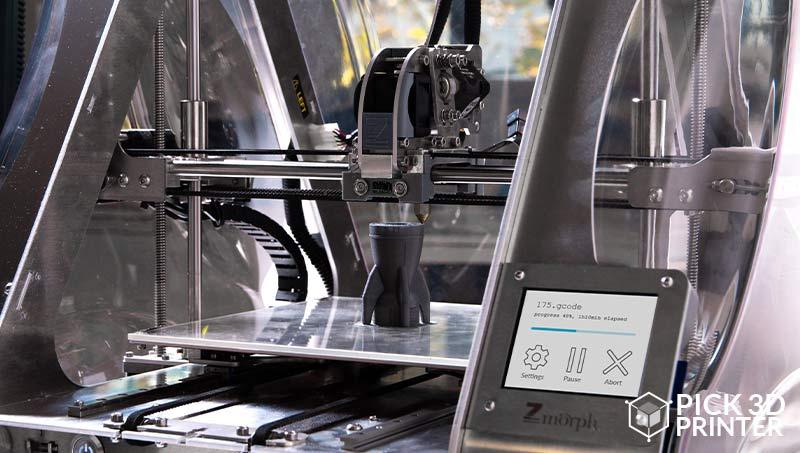Managing 3D Printers