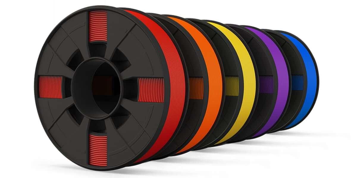 MakerBot Replicator Mini Plus filament