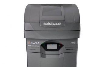Solidscape S500 review