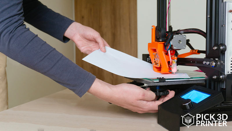 Ensure the 3D Printer Bed is Aligned Properly