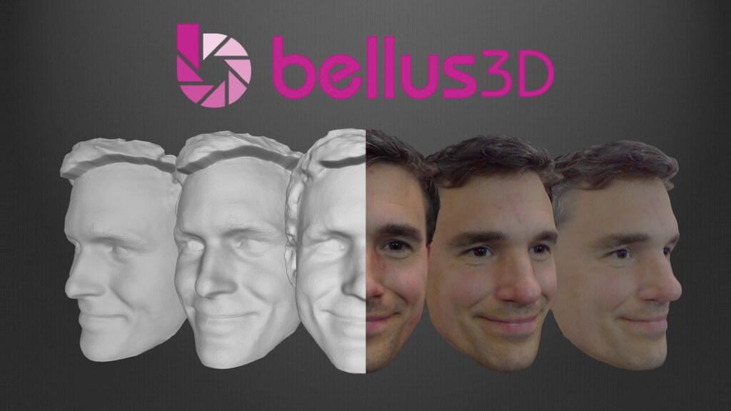 Bellus3D App