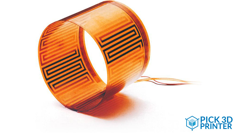 Polyamide Film Heater