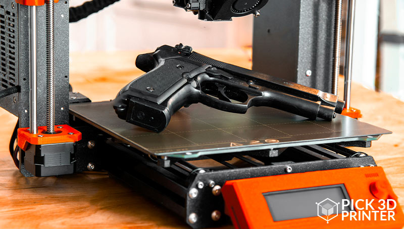 How to Create 3D Printed Gun Parts at Home?
