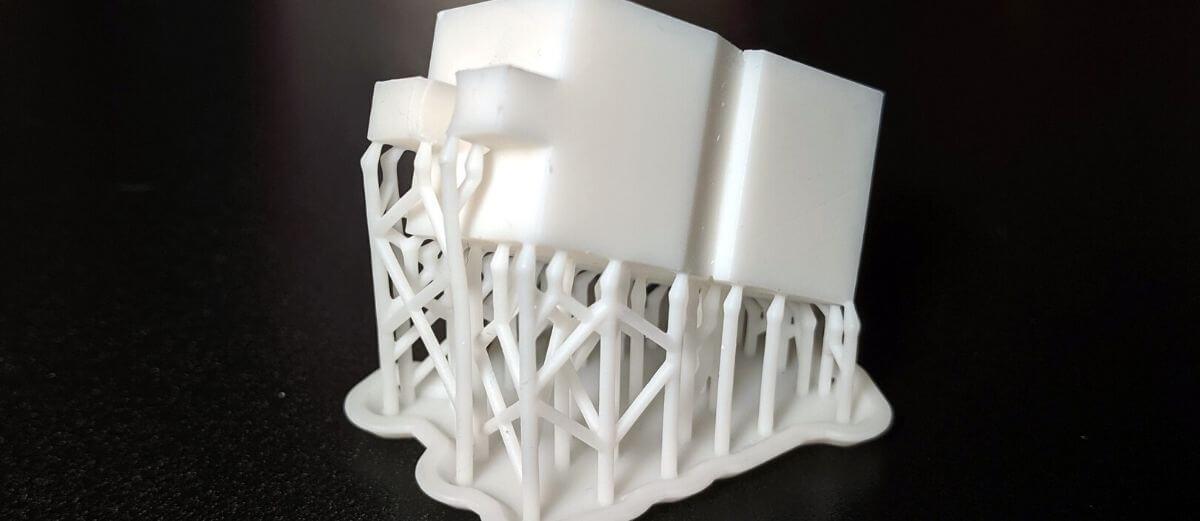 sla resin 3d printing