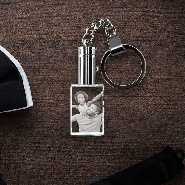 3d printed Personalized Key Ring
