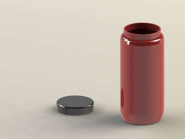 3d printed Water Bottle