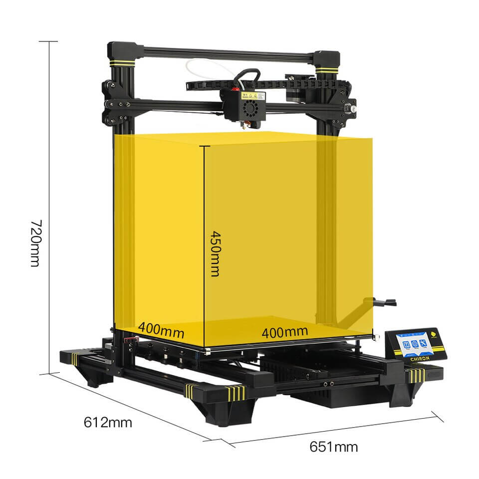 Anycubic Chiron specifications
