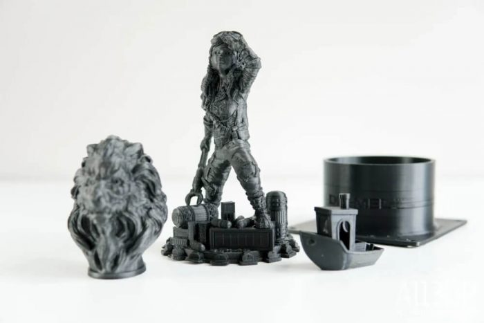 Dremel Digilab 3D45 print quality