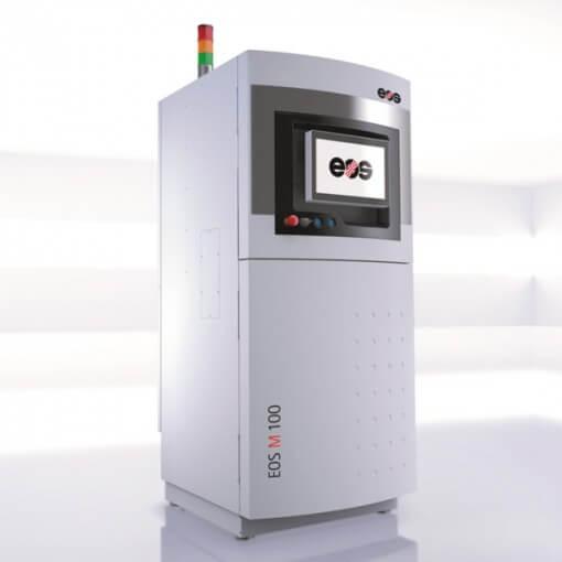 EOS M100 3d printer