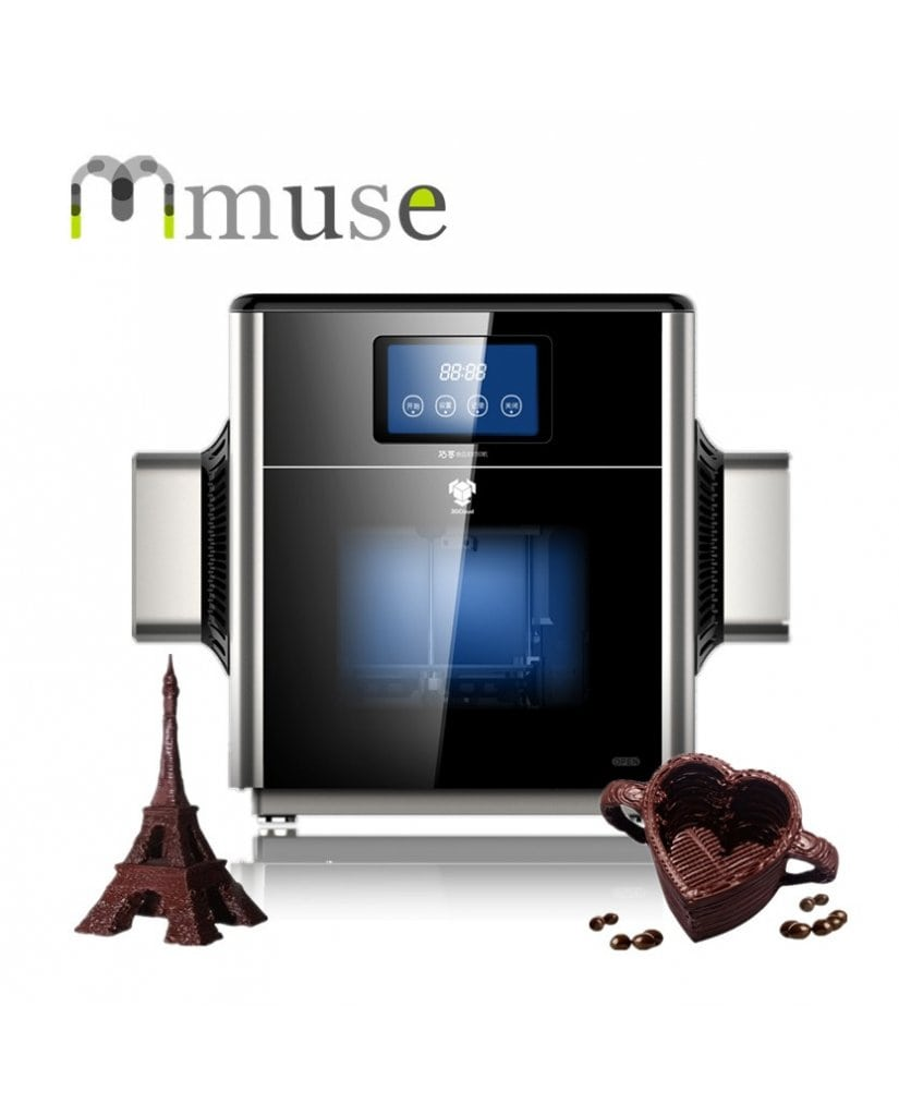 MMuse Touchscreen 3D Printer