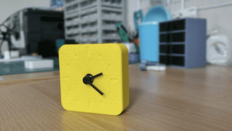 Mini-clock version 1