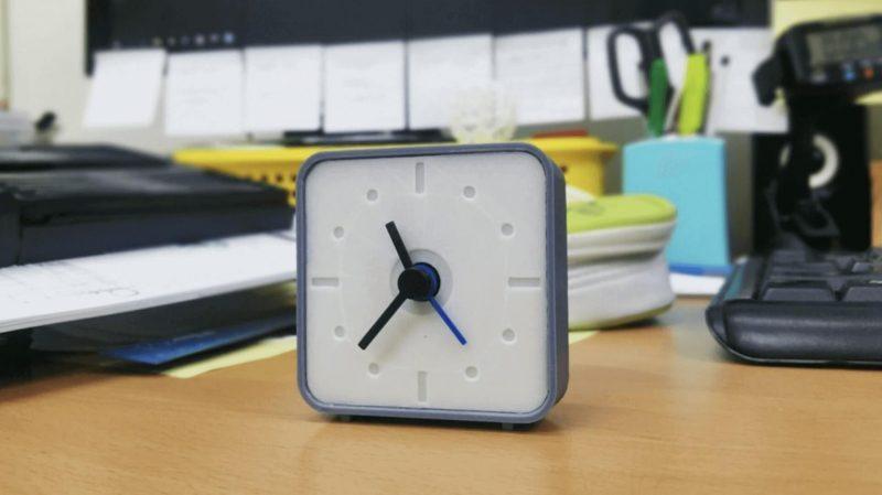 Mini-clock version 2