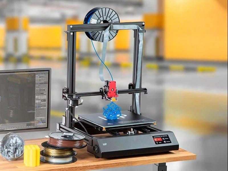 Monoprice MP Maker Pro MK1 3d printer