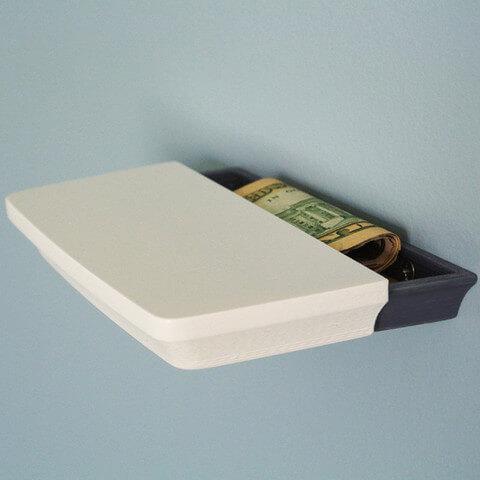 Secret Shelf Wallet