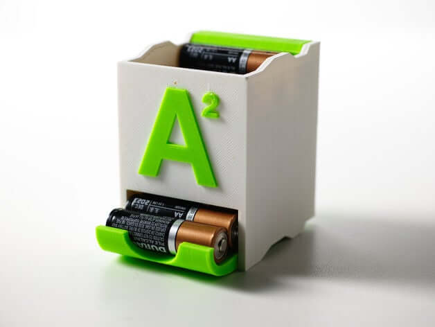 Stackable Battery Holders