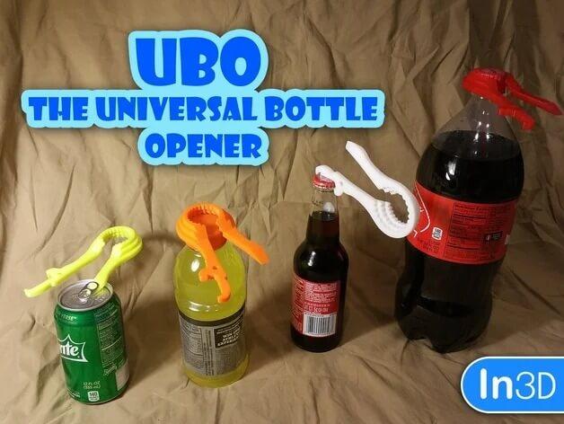 The Universal Bottle Opener