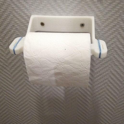 Toilet Paper Unwinder