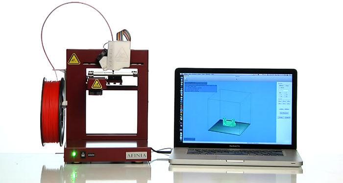 afinia-h480-printing