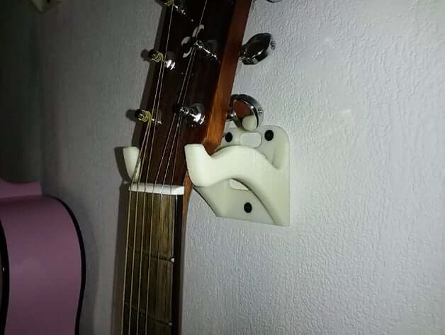 guitar wall mount