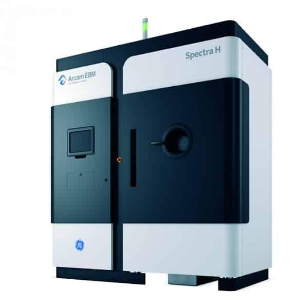 3D printer Arcam EBM Spectra H profile