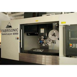 3D printer Fabrisonic SonicLayer 4000