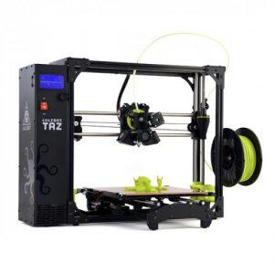 3d printer lulzbot taz 6