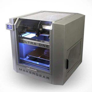 3D printer MakerGear Ultra One
