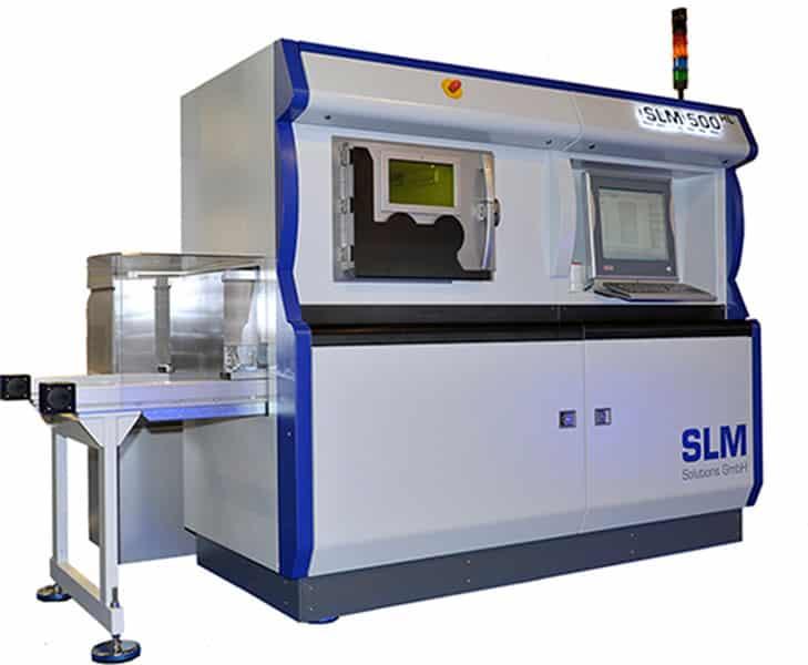 3D printer SLM Solutions SLM 500 HL