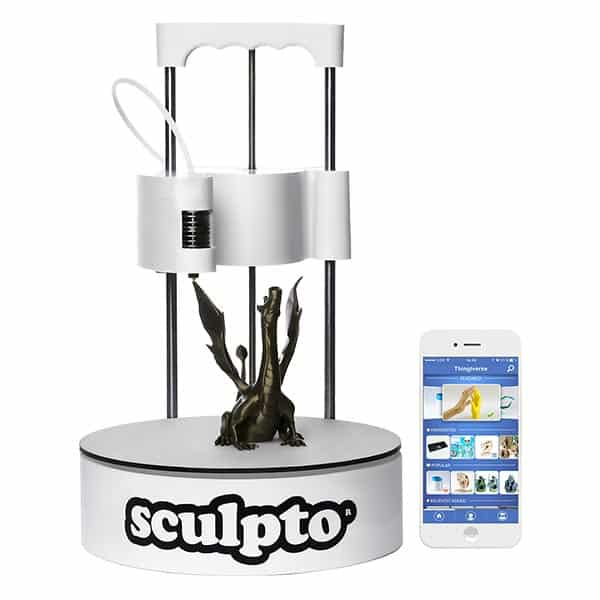 3D printer sculpto plus